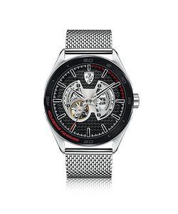 Ferrari | Gran Premio Серебристые Мужские Часы С Браслетом Из Нержавеющей Стали