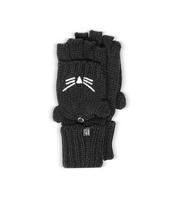 Karl Lagerfeld | Choupette Черные Перчатки Из Смеси Шерсти