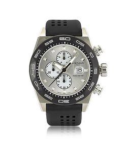 Locman | Stealth 300mt Stainless Steel And Titanium Quartz Movement Chronograph Watch