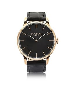 Locman   1960 Часы Из Нержавеющей Стали С Напылением Розового Золота