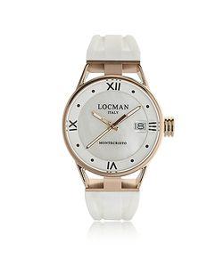 Locman | Montecristo Часы Из Нержавеющей Стали И Титана С Напылением Розового Золота