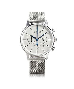 Locman   1960 Часы Хронограф Из Нержавеющей Стали