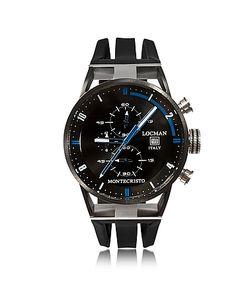 Locman   Montecristo Часы Хронограф Из Нержавеющей Стали И Титана