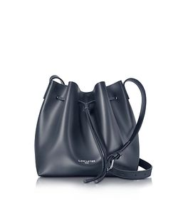 LANCASTER PARIS | Pur Smooth Leather Bucket Bag