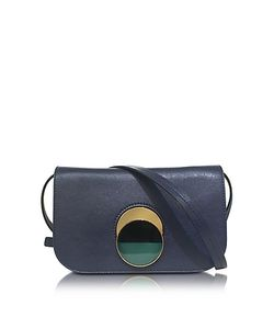 Marni | Eclipse Leather Pois Shoulder Bag