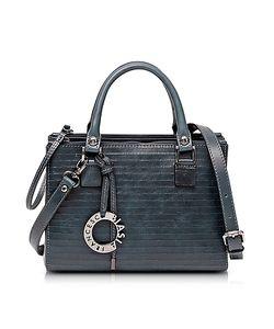 Francesco Biasia   Kilburn Goatskin Leather Satchel Bag