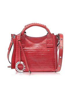Francesco Biasia | Gardenia Leather Handbag W/Shoulder Strap