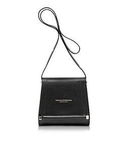 Francesco Biasia | Narciso Lizard Embossed Leather Crossbody Bag