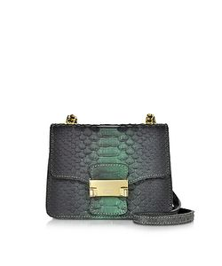 Ghibli | Python Mini Crossbody Bag