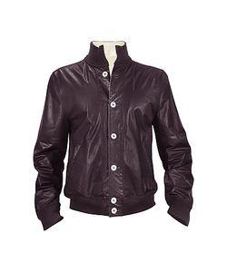 SCHIATTI & C | Reversible Nappa Leather Jacket