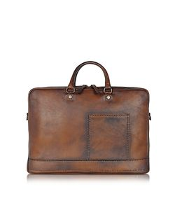 Pratesi | Genuine Leather Briefcase