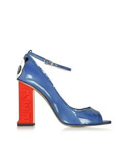 CAMILLA ELPHICK | Pez Classics Chi Chi Patent Leather Pump