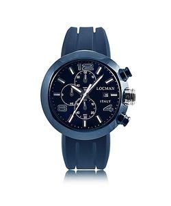 Locman | Tondo Часы Хронограф С Кожаным И Силиконовым Ремешками