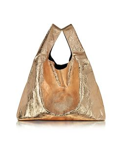 MM6 Maison Martin Margiela | Laminated Eco Leather Tote