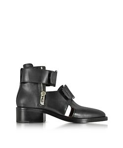 3.1 Phillip Lim | Leather Addis Cut Out Boot