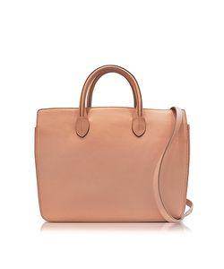 Jil Sander | Open Leather Small Handbag