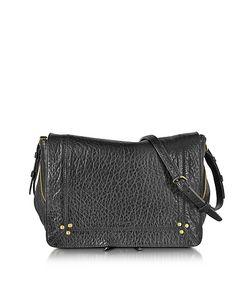 Jerome Dreyfuss | Igor Leather Crossbody Bag