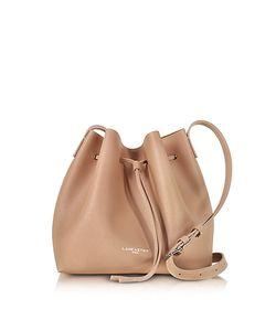 LANCASTER PARIS | Pur Element Saffiano Calf-Leather Bucket Bag