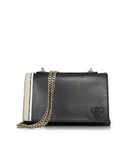 Emilio Pucci | Leather Shoulder Bag W/Chain Strap