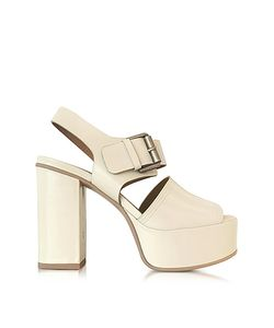 See by Chloé | Opale Leather Platform Sandal