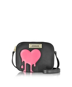 Love Moschino | Melting Love Eco Leather Crossbody Bag