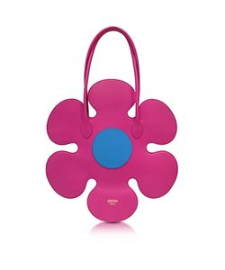 Moschino | Leather Flower Bag