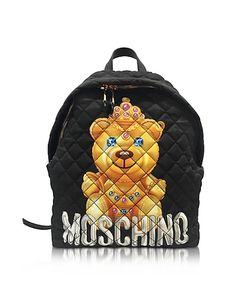 Moschino | Teddy Bear Nylon Backpack