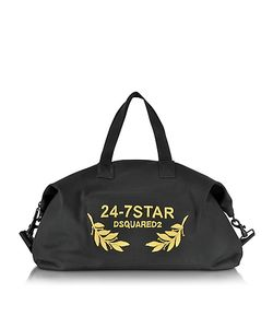 Dsquared2 | 24-7 Star Icon Canvas Duffle Bag