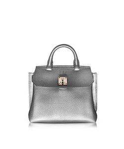 MCM | Milla Spike Park Avenue Leather Small Crossbody