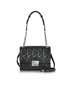 Karl Lagerfeld | K/Kuilted Leather Mini Handbag