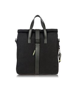 BRIC'S | Nylon And Leather Tote Bag