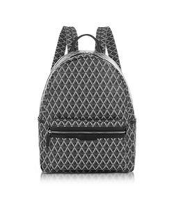 LANCASTER PARIS | Ikon Coated Canvas Backpack