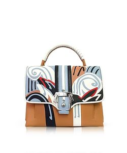 Paula Cademartori | Petite Faye Leather Satchel Bag