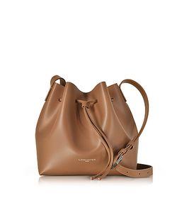 LANCASTER PARIS | Pur Smooth Leather Bucket Bag
