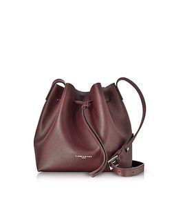LANCASTER PARIS | Pur Element Saffiano Leather Bucket Bag