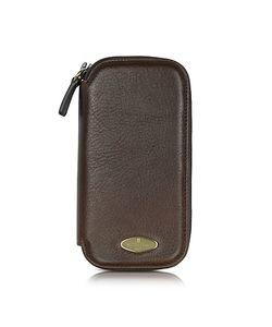 Forzieri | Leather Watch Box With Zipper