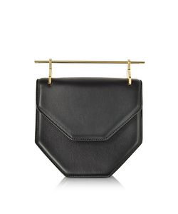 M2Malletier | Amor Fati Leather Shoulder Bag