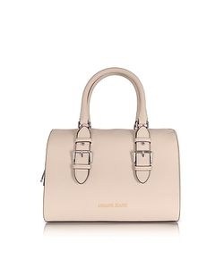ARMANI JEANS | Light Eco Leather Satchel Bag