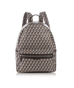 LANCASTER PARIS | Ikon Coated Canvas Backpack
