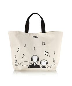 Karl Lagerfeld | K/Canvas Music Shopper