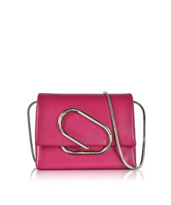 3.1 Phillip Lim | Alix Bougainvillea Leather Micro Crossbody Bag
