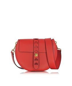 Coccinelle | Carousel Large Leather Crossbody Bag