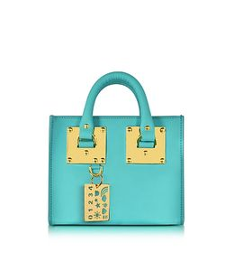 Sophie Hulme   Leather Albion Box Tote Bag