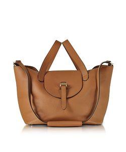 meli melo | Coimbra Leather Thela Medium Tote Bag