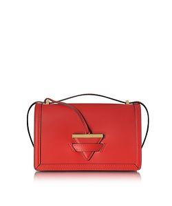 Le Parmentier | Diodora Shoulder Bag W/Triangle Charm