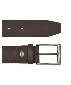 Manieri | Mens Dark Nubuk Belt