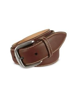 Manieri | Mens Smooth Leather Belt