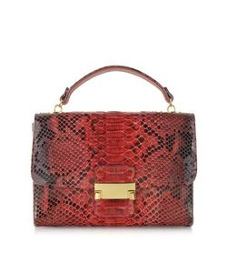 Ghibli | Python Leather Mini Bag
