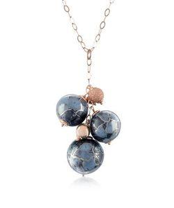 Naoto   Alchimia Ожерелье Из Серебра 925 Пробы С Подвеской