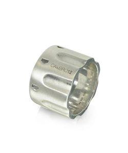 Calibro12 | Кольцо Из Серебра 925 Пробы С Цепочкой